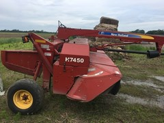 Mower Conditioner For Sale 2009 New Holland H7450