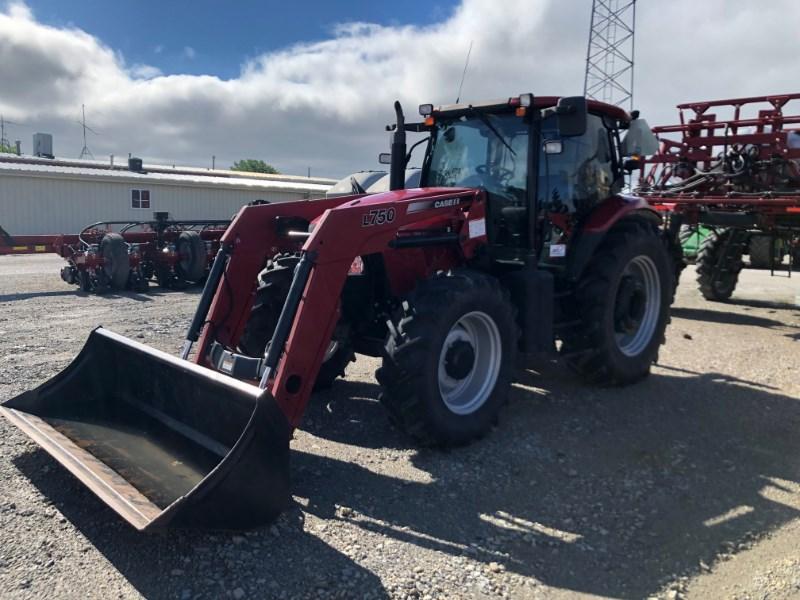 2009 Case IH Maxxum 115 Tractor For Sale
