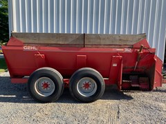 Manure Spreader-Dry/Pull Type For Sale 1996 Gehl 312