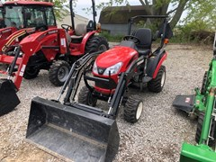 Tractor For Sale 2015 Yanmar SA221 , 21 HP