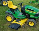Riding Mower For Sale2009 John Deere LA175, 26 HP