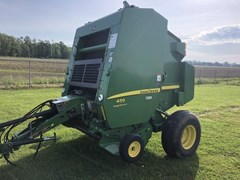Baler-Round For Sale 2017 John Deere 459 Silage Special