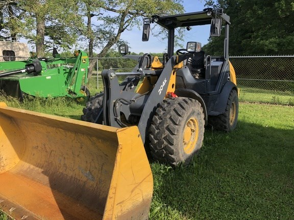 2015 John Deere 204K Wheel Loader For Sale