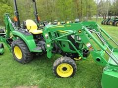 Tractor For Sale 2018 John Deere 2032R , 23 HP