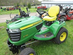 Lawn Mower For Sale 2017 John Deere X739 , 25 HP