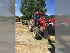Tractor For Sale 2012 Case IH FARMALL 95 , 90 HP