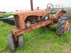 Tractor - Utility For Sale 1950 Allis Chalmers WD , 27 HP