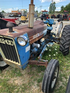 Tractor For Sale 1976 Ford 2600 , 36 HP