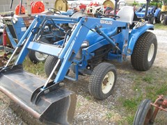 Tractor For Sale 1999 New Holland TC25D , 25 HP