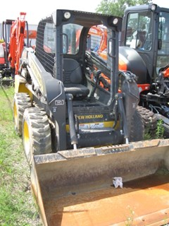 Skid Steer For Sale 2015 New Holland L218-T4B , 60 HP