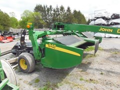 Disc Mower For Sale John Deere 946 MOCO
