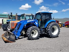 Tractor For Sale 2015 New Holland T4.120