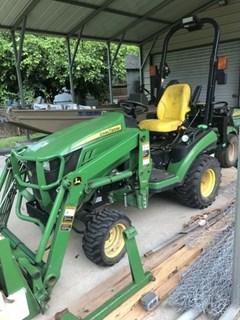 Tractor For Sale 2016 John Deere 1025R , 25 HP