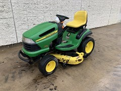 Riding Mower For Sale John Deere 155C , 25 HP