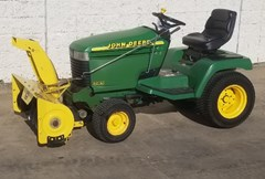 Riding Mower For Sale John Deere 345