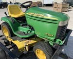 Riding Mower For Sale2001 John Deere GT235, 18 HP