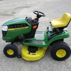 2019 John Deere E100 Riding Mower For Sale at Somonauk » AHW,LLC