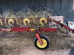 Tedder Rake For Sale New Holland HT152