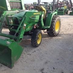 Tractor For Sale 2016 John Deere 3032E , 25 HP