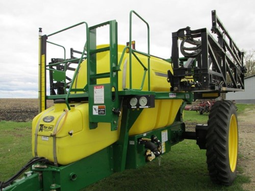 Sprayer-Pull Type For Sale:  2012 Top Air TA1600