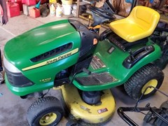 Lawn Mower For Sale 2007 John Deere LA100 , 17 HP