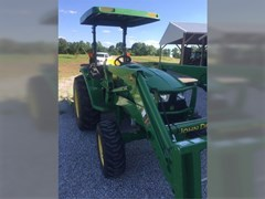 Tractor For Sale 2017 John Deere 4044M , 40 HP