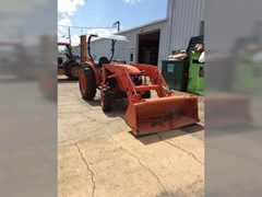 Tractor For Sale 2017 Kubota MX5200DT , 55 HP