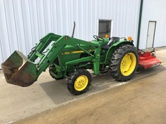 Tractor - Compact For Sale 1982 John Deere 950 , 31 HP