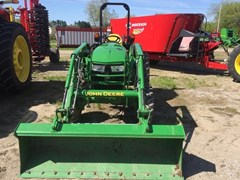 Tractor For Sale:  2014 John Deere 4052R , 52 HP