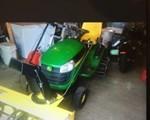 Riding Mower For Sale: 2015 John Deere D140, 22 HP