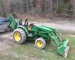 Tractor For Sale: 2015 John Deere 4052M, 52 HP
