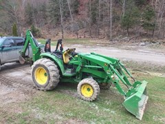 Tractor For Sale:  2015 John Deere 4052M , 52 HP