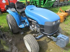 Tractor - Compact Utility For Sale 2000 New Holland TC25 , 25 HP