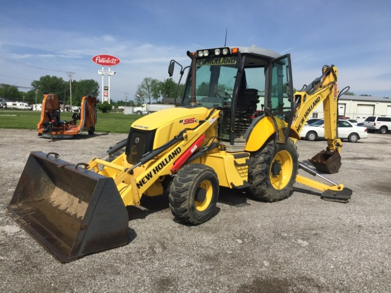 2012 New Holland B95C Loader Backhoe For Sale