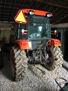 Tractor For Sale 2014 Kioti NX4510C , 45 HP