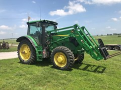 Tractor For Sale 2013 John Deere 6150R , 150 HP