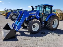 Tractor For Sale 2019 New Holland POWERSTAR 110 , 110 HP