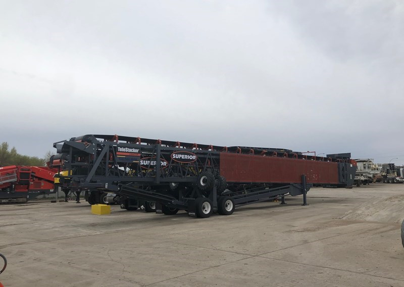 2019 Superior 42X170TSSA Conveyor - Stacking For Sale
