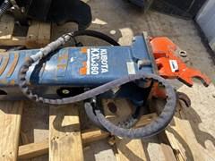 Hydraulic Hammer  Kubota KXB360Q