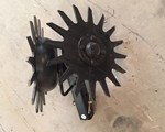 Attachment For Sale: Yetter RESIDUE MANAGERS