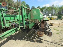 Grain Drill For Sale 1995 Great Plains solid stand