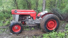 Tractor For Sale 1969 Massey Ferguson 175 , 60 HP