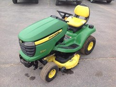 Riding Mower For Sale 2006 John Deere X300 , 17 HP