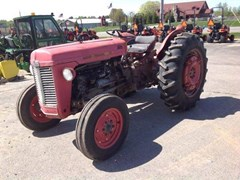 Tractor For Sale:  1958 Massey Ferguson TO-35 , 35 HP