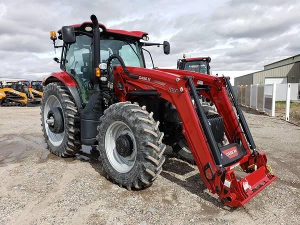 2016 Case IH MAXXUM 125 MC Tractor For Sale