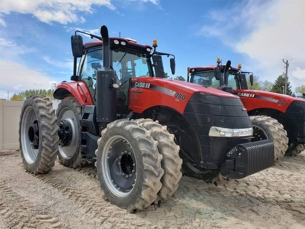 2018 Case IH MAGNUM 280 CVT Tractor For Sale