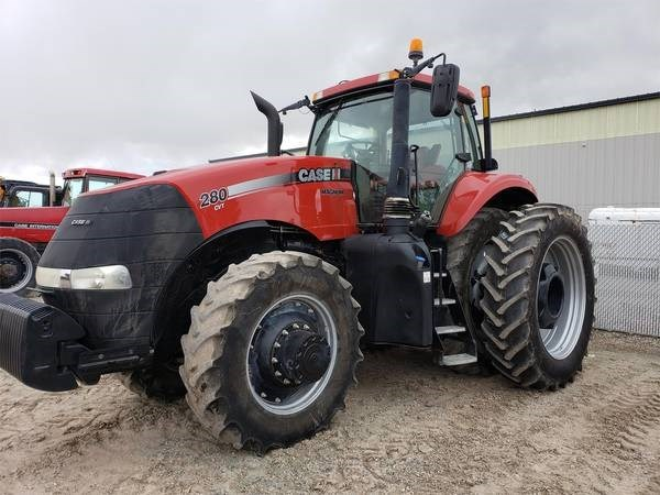 2014 Case IH MAGNUM 280 CVT Tractor For Sale