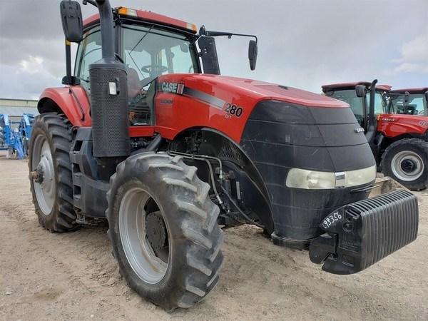 2014 Case IH MAGNUM 280 CVT Tractor For Sale » American
