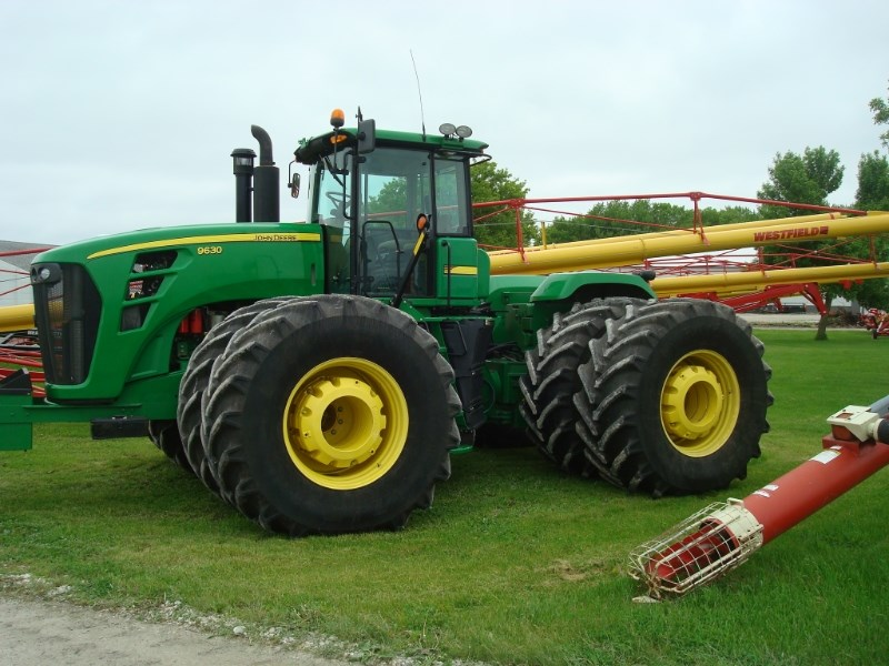 2009 John Deere 9630 Tractor For Sale