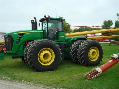 Tractor For Sale:  2009 John Deere 9630 , 530 HP